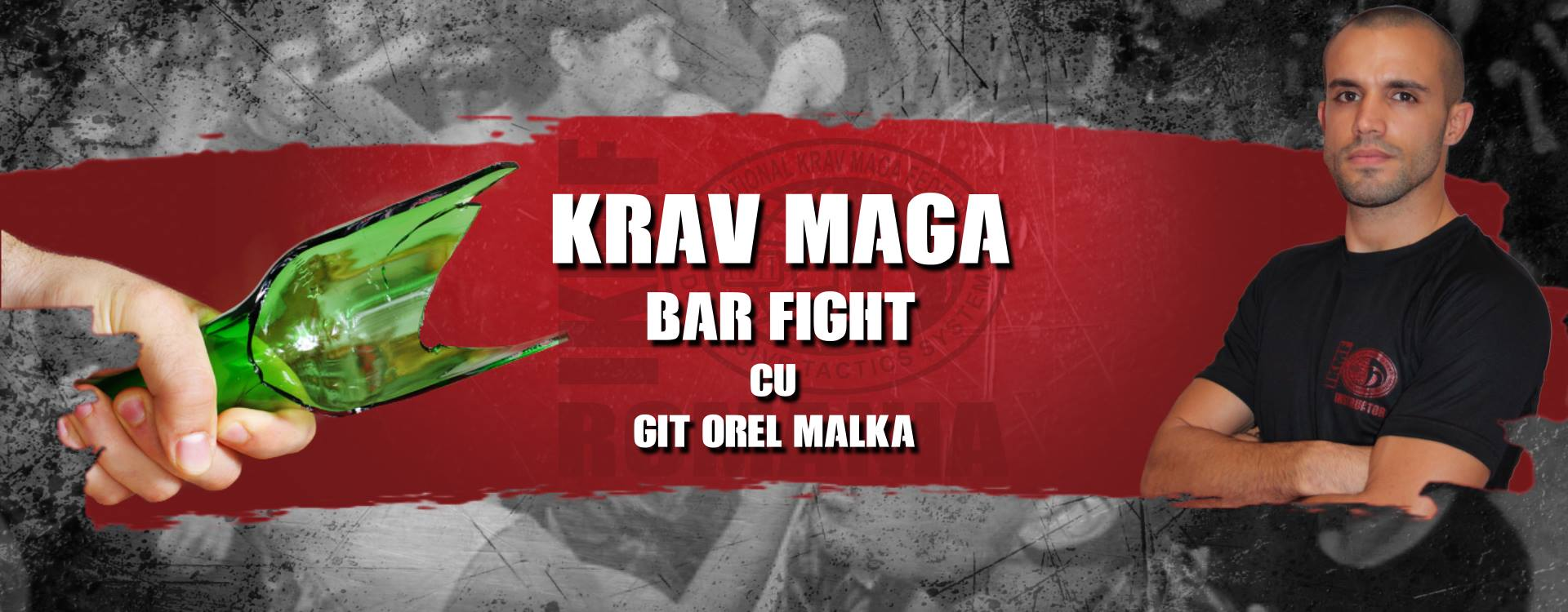 Bar Fight Seminar Krav Maga